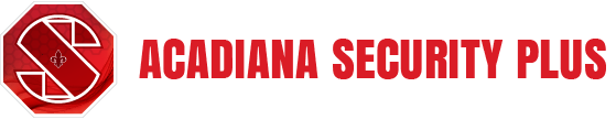 Acadiana Security Plus Logo