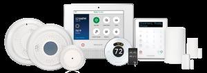 Honeywell Lyric Controller System